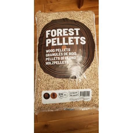FOREST Pellet 1/2 palette livrée